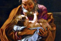 Christ, Bible & Religious Theme / by Oil Paintings Gallery