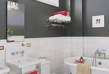 Bathroom Ideas / by Hannah Dwyer