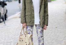 Favorite Fashion bloggers / by Daniela Ramirez