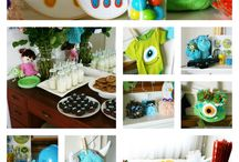 Baby boy Sise's shower! / Baby shower for Laura, Chad, and baby boy Sise in January! / by Emily Mantz