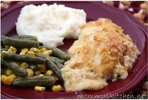 Easy Chicken Dinners / When you're not sure what to make, chicken is always a great option. Here are some of our favorite, quick and easy #recipes! / by CorningWare