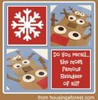 Christmas - Reindeer / by Lynne Morris