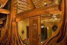 My log home / by Larissa Vargas