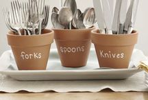 Entertaining / Cute ideas to glitz up a party event - both big and small. / by Chip Beatty
