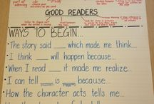 Anchor Charts / by Kristy Leo