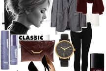 Outfit Ideas / by Cecilia Moseler