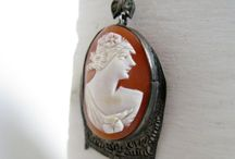 Gorgeous Cameo's / by Rhinestones Past