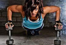 Fitness / by Dani Amaya