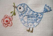 cross stitching / by Nancy Garcia