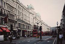 Preparing for London / by Sebina Pulvirenti