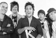 Avenged Sevenfold / I love, love, love these boys and their incredible music ~ and story.  I might be their oldest fan ... but I'm definitely one of their biggest and diehard fans.  Will be till I die.  I love you, Jimmy. <3 / by Tisha Hudson