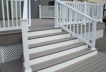 Deck Re-do / by Lauren Roberts