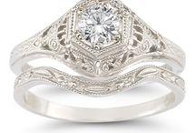 Platinum Jewelry / by ApplesofGold.com