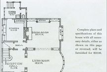 House plans / by Nora Taylor