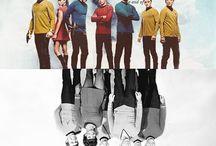 Star Trek / by Barbara Cabrera