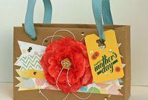 SU - Paper Pumpkin / by Sue Quebedeaux