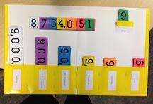 Sens du nombre 3e cycle / by Math Primaire