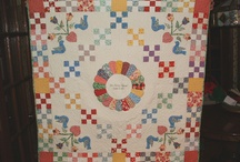 1930's Quilts / by Grandma's Pearl