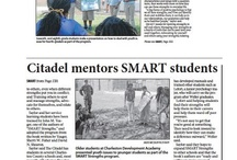 Post & Courier News Stories / by The Citadel