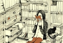 bookworm / by Denise Kinting
