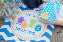 Monster Bash / by Bee and Daisy Party Studio