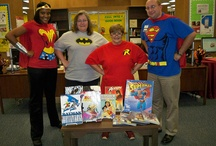 CADL Staff / by Capital Area District Libraries