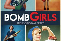 BOMB GIRLS Show / by Karen Foucault