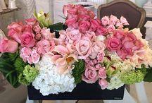 Flower arrangement / by Sue V