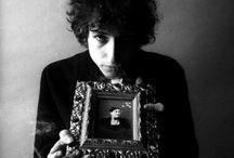 Bob Dylan / by Hans Hickler