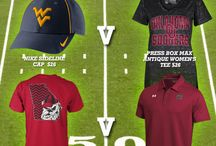 Our Gameday Gear Picks / Check out our pick of the BEST gameday gear at Hibbett Sports! #hibbettsports #hibbett #sec #acc #college #football  / by Hibbett Sports®