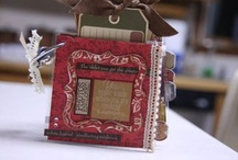 Altered books / by Holly Nibert