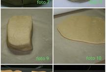 Pasteles galletas y panes, pura engordadera / by Juliana Mc