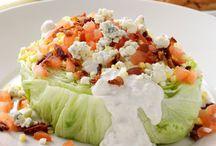 Salads / by Jacey Burns-Edwards