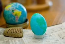Earth Day Crafts & Projects / My collection of Earth Day crafts and projects for kids, classrooms, and more! / by Surviving a Teacher's Salary
