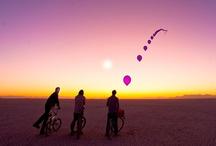 Burning Man )'( / by Rebecca Reuben