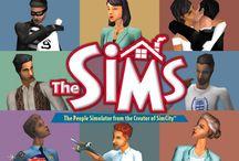 I Heart The Sims / by Miranda Leese