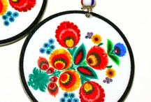 embroidery / by Mary Morton