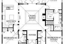 Inspired: House Plans / by Marcus Roberson