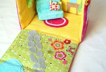 sewing projects for Gramma / by Erin Rogers