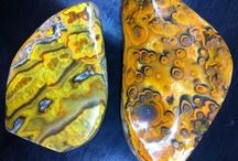 Rock My World--Chalcedony Agate Jasper / by Lynn Epton-Siler