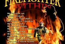 firefighter / by John Roberts