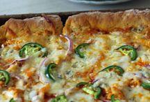 Pizza ideas / Pizza / by RaeAnn Van Vliet