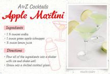 Easy Summer Cocktail Recipes / by Marie Claire