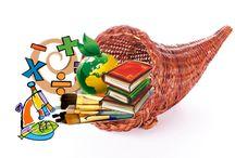 Thanksgiving Teaching Resources / by TeachHUB.com
