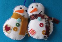 Handmade Christmas / crafting a handmade Christmas / by Julie Taylor