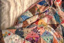 Fabrics / by Christy Mossburg