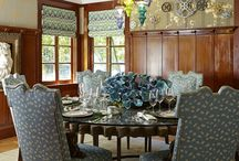 Napa Valley Showhouse / Tour Traditional Home's 2013 Napa Valley Showhouse at Charles Krug Winery! / by Traditional Home