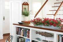 living rooms / by Kathy Shay-Shapiro