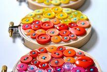 Button Ideas / by ThePlaidBarn