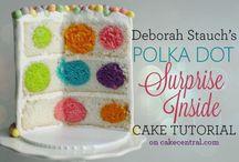 Cake Tutorials / by Shauna C
